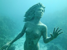 Mermaid, Grand Cayman
